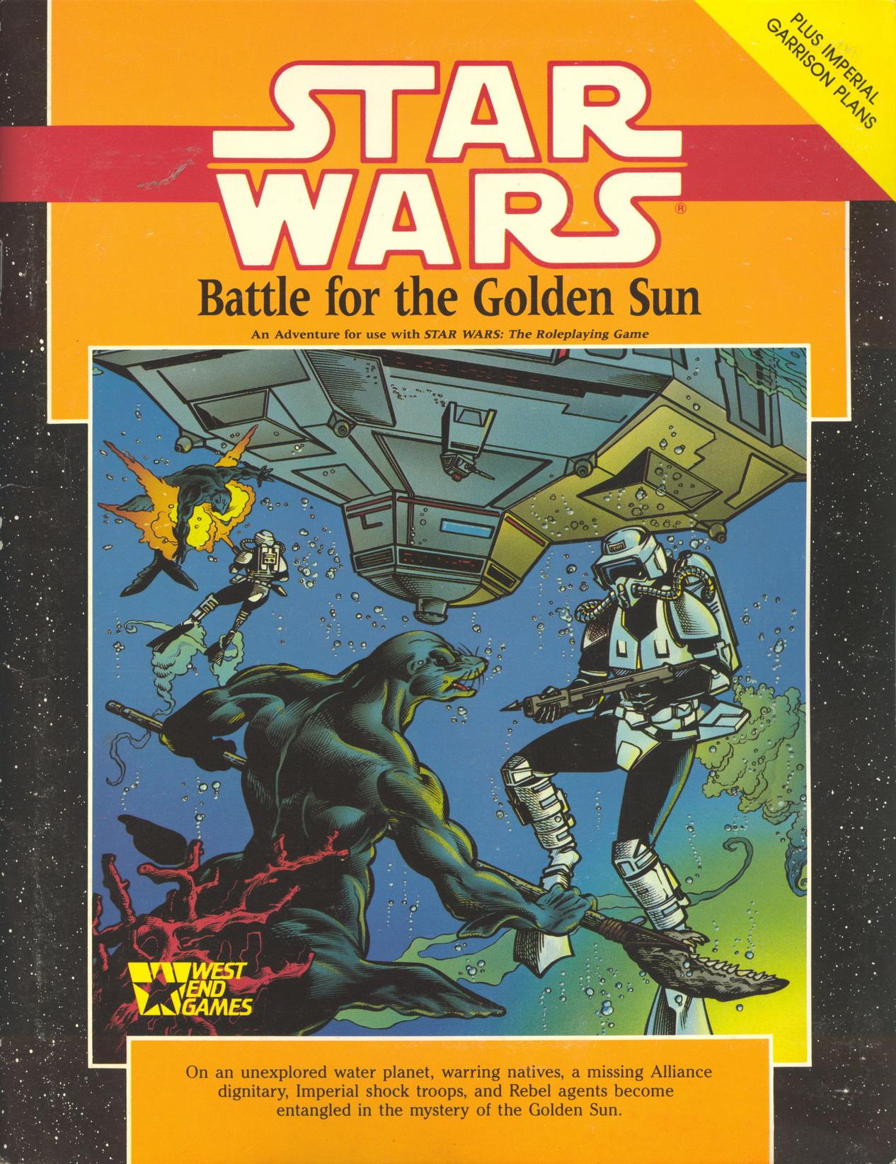 golden sun book