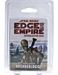 Edge of the Empire : Explorer Archaeologist Specialization Deck (uSWE39)