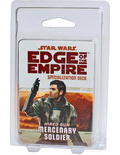 Edge of the Empire : Hired Gun Mercenary Soldier Specialization Deck (uSWE23)