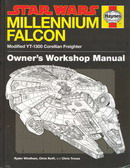 Millennium Falcon : Modified YT-1300 Corellian Freighter : Owner's Workshop Manual