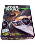 Star Warriors : Starfighter Combat in the Star Wars Universe