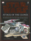 Star Wars Attack of the Clones Incredible Cross-Sections