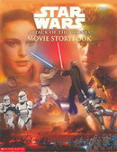 Star Wars Attack of the Clones Movie Storybook