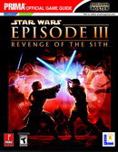 Star Wars Episode 3 Revenge of the Sith : Prima Official Game Guide