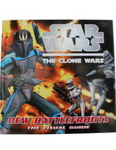Star Wars The Clone Wars New Battlefronts The Visual Guide