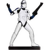10 Elite Clone Trooper Commander