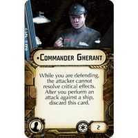 Commander Gherant (Unique)