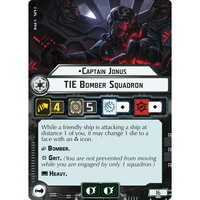 Captain Jonus | TIE Bomber Squadron (Unique)