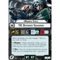 Maarek Steele | TIE Defender Squadron (Unique)