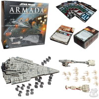 Armada : A Game of Tactical Fleet Combat (SWM01)