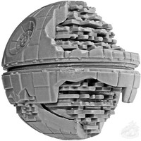 Death Star (Under Construction) (SW03)