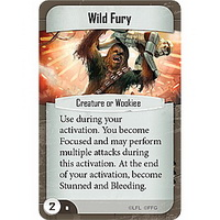 Wild Fury (Creature or Wookiee)
