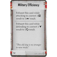 Military Efficiency (Gideon Argus)