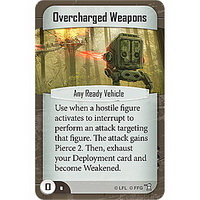 Overcharged Weapons (Any Ready Vehicle)