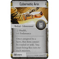 Cybernetic Arm (Medical - Enhancement)