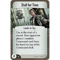Stall for Time (Leader or Spy)