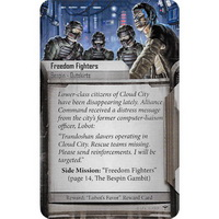 Freedom Fighters : Bespin - Outskirts