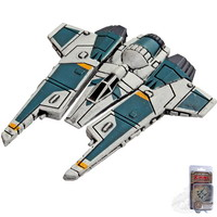 Protectorate Starfighter Expansion Pack (SWX55)