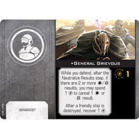 CREW | General Grievous (Unique)