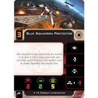 Blue Squadron Protector | V-19 Torrent Starfighter