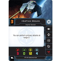 Captain Oicunn, Inspired Tactician | VT-49 Decimator (Unique)
