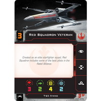 Red Squadron Veteran | T-65 X-Wing