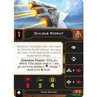 Zealous Recruit | Fang Fighter