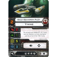 Gold Squadron Pilot | Y-Wing