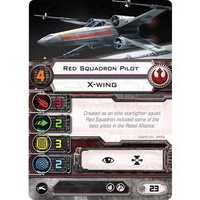 Red Squadron Pilot | X-Wing