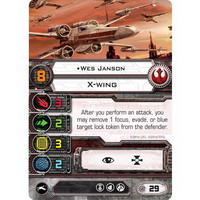 Wes Janson | X-Wing (Unique)