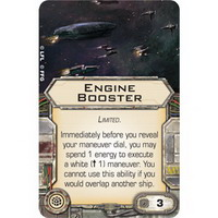 CARGO | Engine Booster (Limited)