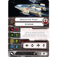 Prototype Pilot | A-Wing
