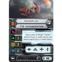 Carnor Jax | TIE Interceptor (Unique)