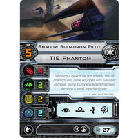 Shadow Squadron Pilot | TIE Phantom (Unique)