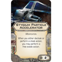 MODIFICATION | Stygium Particle Accelerator