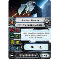 Captain Oicunn | VT-49 Decimator (Unique)