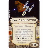 MODIFICATION | Ion Projector (Large ship only)