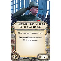 CREW | Rear Admiral Chiraneau (Unique)