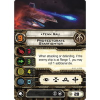 Fenn Rau | Protectorate Starfighter (Unique)