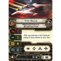 Kad Solus | Protectorate Starfighter (Unique)