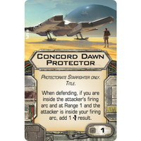 TITLE | Concord Dawn Protector : Protectorate Starfighter