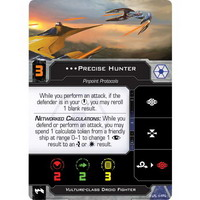 Precise Hunter, Pinpoint Protocols | Vulture-class Droid Fighter (Limited)