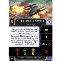 Bombardment Drone, Time on Target | Hyena-class Droid Bomber (Limited)