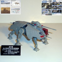 AT-TE (All Terrain Tactical Enforcer) (FT) (5)