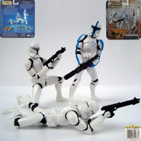 Army of the Republic - Clone Trooper Army (blue)