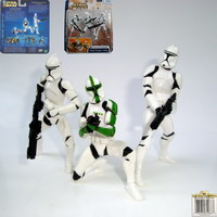 Army of the Republic - Clone Trooper Army (green)