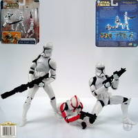 Army of the Republic - Clone Trooper Army (red)