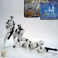 Army of the Republic - Clone Trooper Army (white)