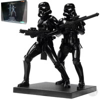 Blackhole Stormtrooper Two Pack (ArtFX+)