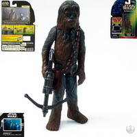 Chewbacca as Boushh's Bounty (69882)
